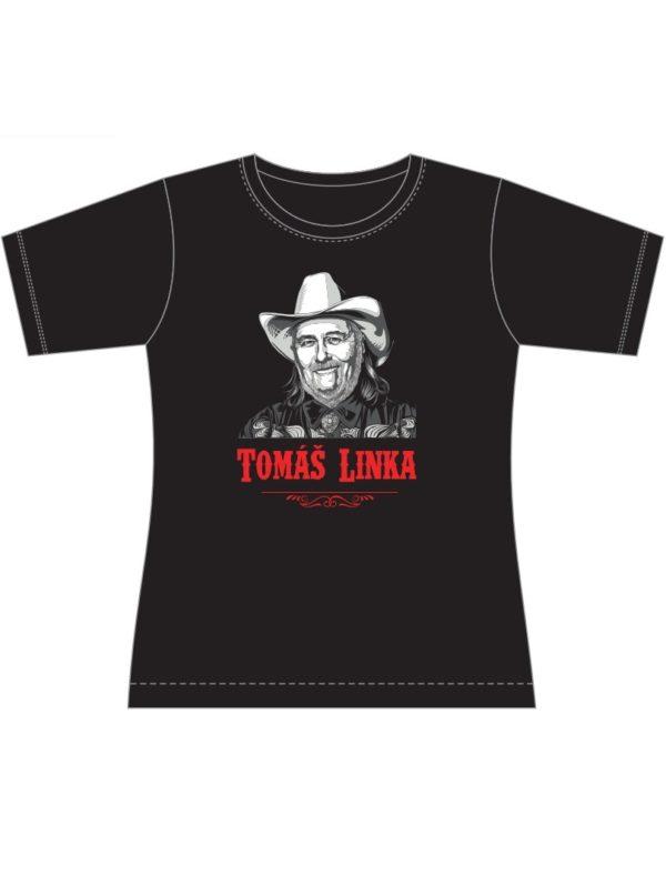 Tomáš Linka - tričko dámské