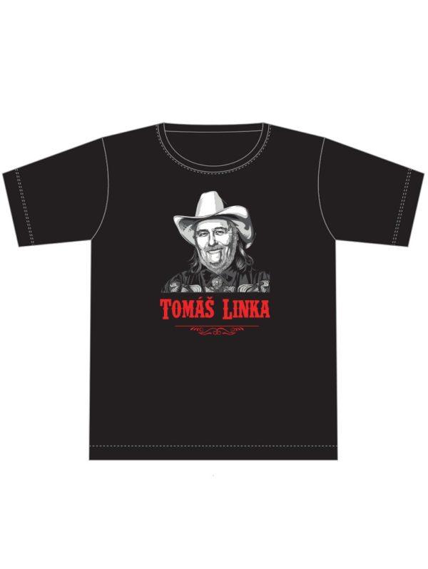 Tomáš Linka - tričko pánské